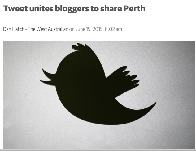TweetPerth-The-West-Australian-June-2015-Article
