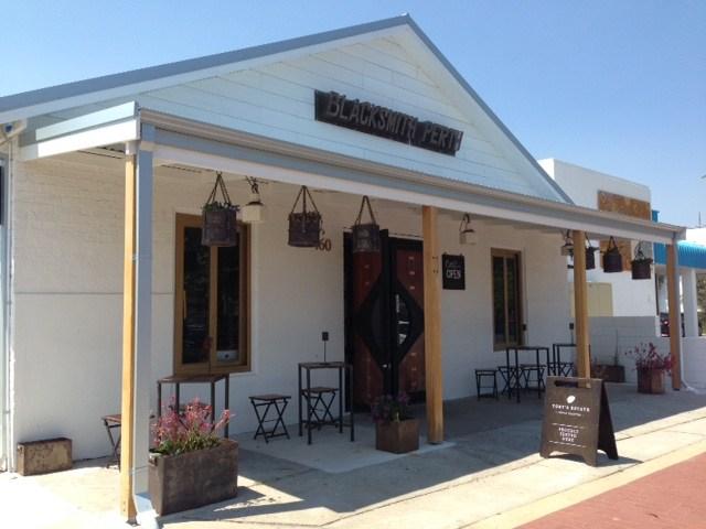 Perth's best coffee spot with kids - Blacksmith