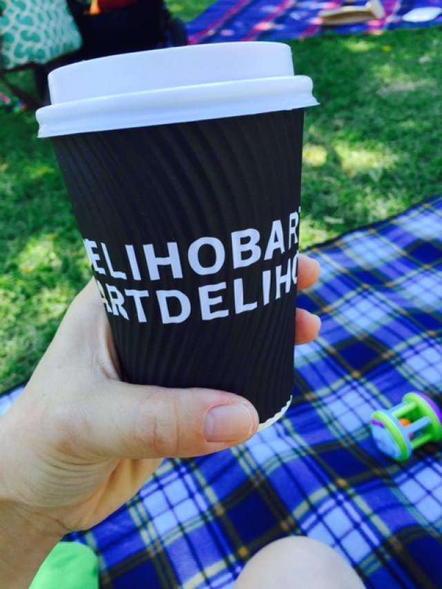 Perth's best coffee spot with kids - Hobart Deli
