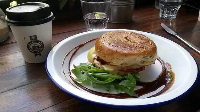 Top Perth food spot - Moana Coffee
