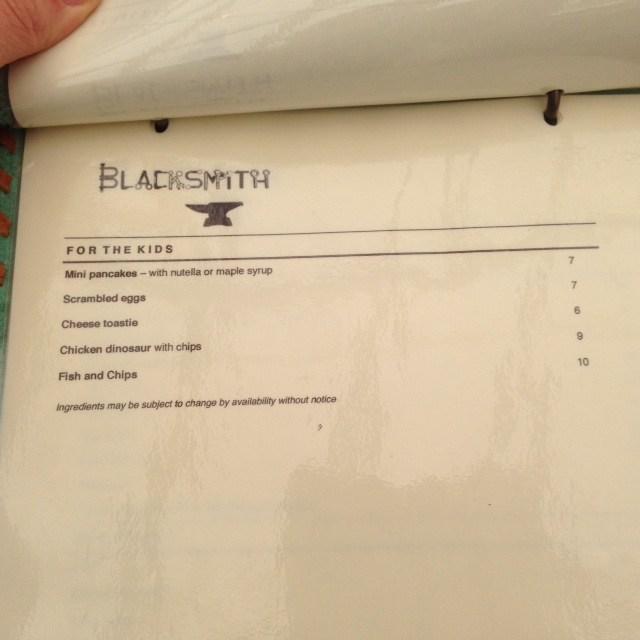 blacksmith-menu