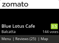 Click to add a blog post for Blue Lotus Cafe on Zomato