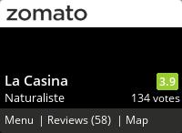 La Casina Menu, Reviews, Photos, Location and Info - Zomato