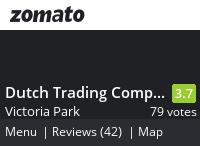 Dutch Trading Company Menu, Reviews, Photos, Location and Info - Zomato