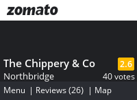 The Chippery & Co Menu, Reviews, Photos, Location and Info - Zomato